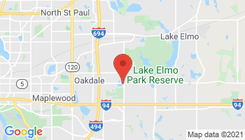 Google Map of The Law Firm of Craig J. Peterson L.L.C.'s Location